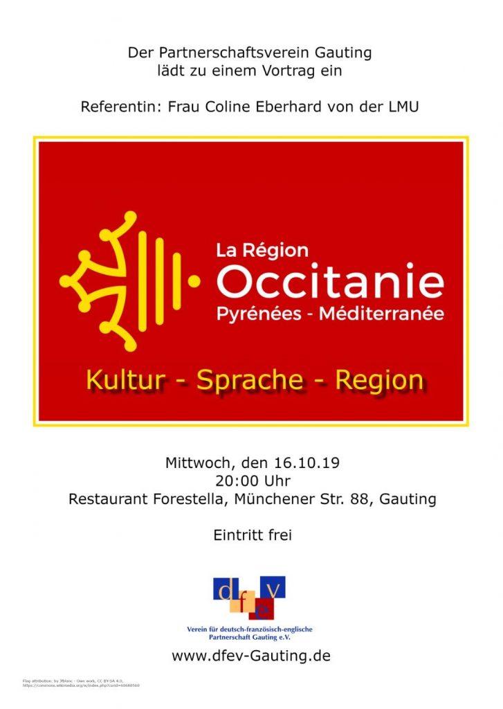 Vortrag über Occitanien