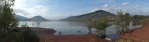 Blick auf den Lac du Salagou
