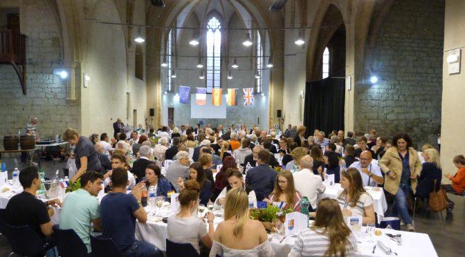 Bericht von der 45-Jahr-Feier in Clermont l'Herault