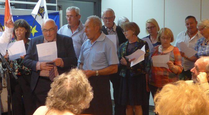 45-jähriges Partnerschaftsjubiläum mit Clermont l'Herault in Gauting
